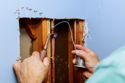 wall wiring